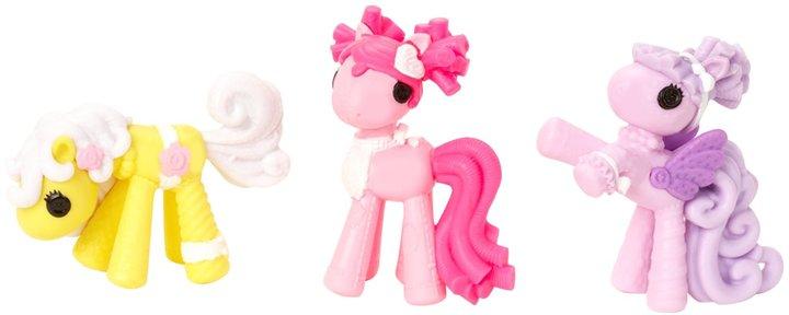 Lalaloopsy Ponies 3-Pack - Cup Cake