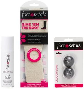 Foot Petals Ultimate Boot Kit