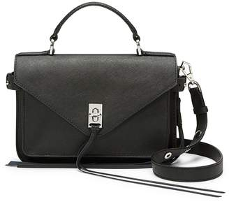 Rebecca Minkoff Darren Leather Crossbody Bag