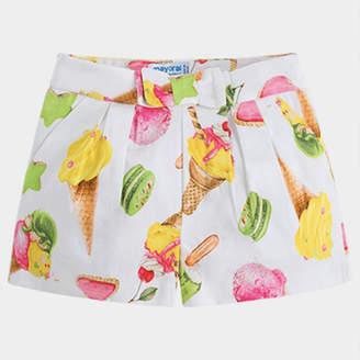 Mayoral Ice-Cream Shorts