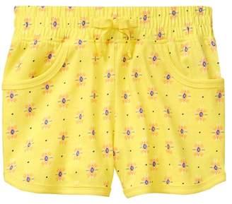 Crazy 8 Diamond Print Soft Shorts