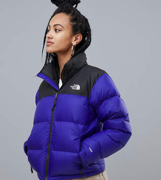 The North Face Womens 1996 Retro Nuptse Jacket in Blue