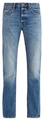 Neuw - Serge 69 Straight Leg Jeans - Mens - Light Blue