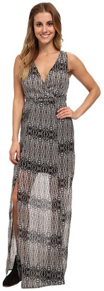 Element Layla Sleeveless Woven Dress $59.50 thestylecure.com