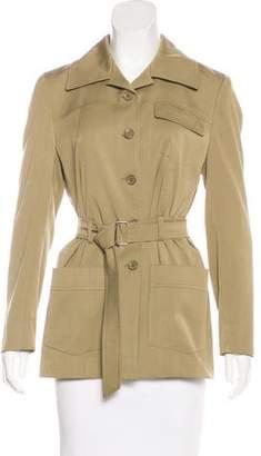 Ter Et Bantine Belted Casual Jacket