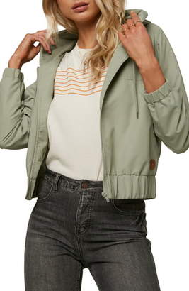 O'Neill Whirl Waterproof Hooded Jacket