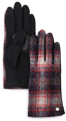 Echo Heritage Plaid Tech Gloves