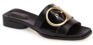 Women's Calvin Klein Anthea Slide Sandal $164.95 thestylecure.com
