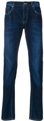 Les Hommes Urban slim fit trousers