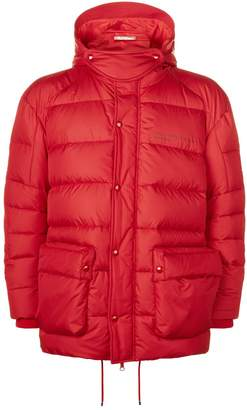 Valentino Always Motif Down Puffer Jacket