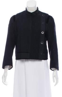 Chloé Asymmetrical Structured Jacket
