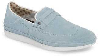UGG Cali Collapsible Wingtip Penny Loafer