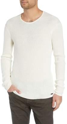 John Varvatos Thermal Sweater
