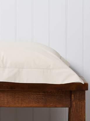 Christy 200 Plain Dye Super King Flat Sheet Parchment