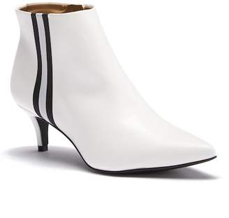 Abound Daphne Racer Stripe Kitten Heel Bootie