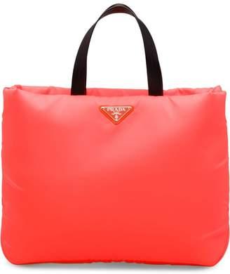 Prada medium shopper bag