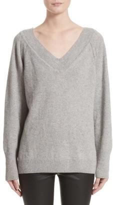 Women's Belstaff Skylar Cashmere Sweater $595 thestylecure.com
