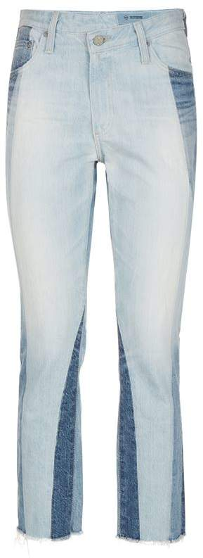 Isabelle Patchwork Jeans