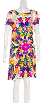 See by Chloe Silk Floral Dress