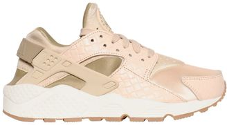 Air Huarache Run Premium Sneakers $163 thestylecure.com