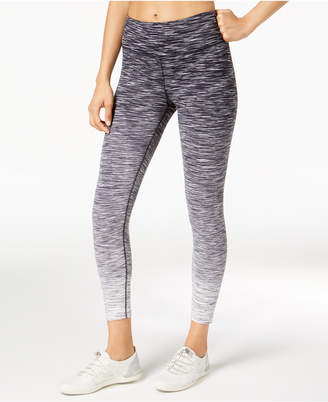 Calvin Klein Ombre Space-Dyed High-Waist Leggings