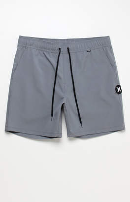 """Hurley One & Only 17"""" Swim Trunks"""