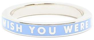 Jet Set Candy Wish You Were Here Ring