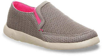 BearPaw Sunny Youth Slip-On - Girl's