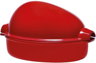 Emile Henry Chicken Roaster - Red