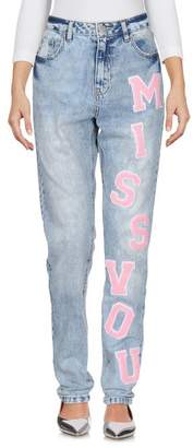 Noisy May Denim trousers