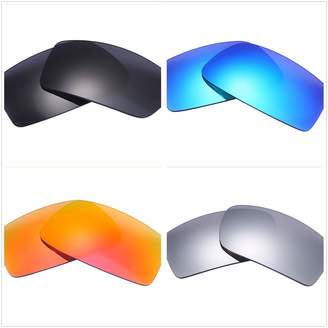 8835c5cc80 Oakley Set of 4 Polarized Replacement Lenses for Sunglasses NicelyFit