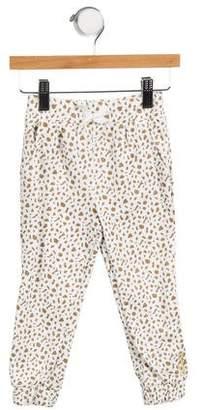 Polo Ralph Lauren Girls' Printed Sweatpants