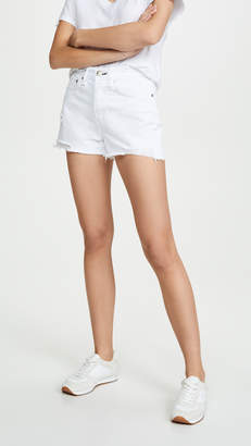 Rag & Bone Maya High Rise Shorts