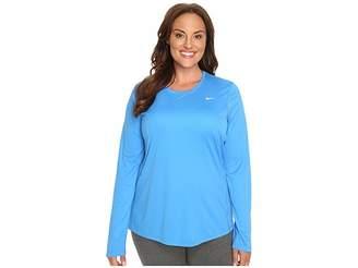 Nike Miler Long-Sleeve Running Top Women's Long Sleeve Pullover