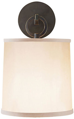 Visual Comfort & Co. French Cuff Sconce - Bronze