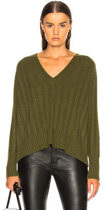 Nili Lotan Maddox V Neck Sweater
