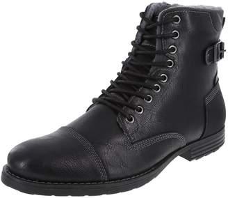 a18d44d73471 Dexter Men s Men s Fleece-Lined Liam Cap Toe Boot 8.5 Regular