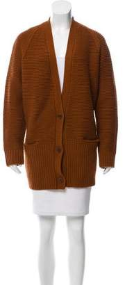 Vince Oversize Wool Cardigan