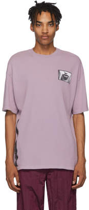 Filling Pieces Purple Real Beauty T-Shirt