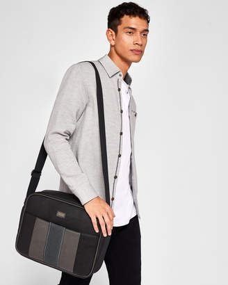 Ted Baker MOONS Webbing messenger bag