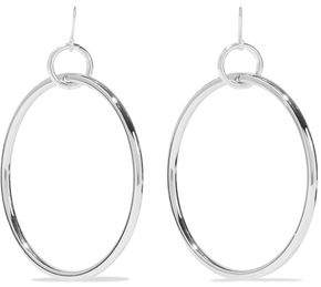 Elizabeth and James Silver-Tone Earrings