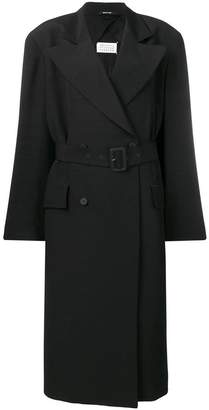 Maison Margiela long classic coat