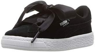 Puma Baby Suede Heart Kids Sneaker
