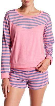 Honeydew Intimates Undrest Raglan Sweatshirt