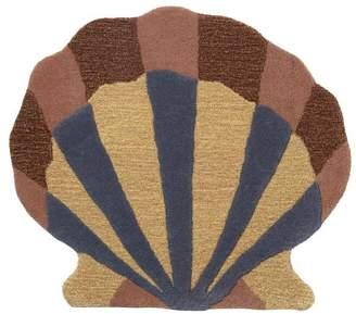 ferm LIVING Shell Tufted Rug