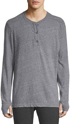 Vimmia Men's Alpha Long-Sleeve Henley