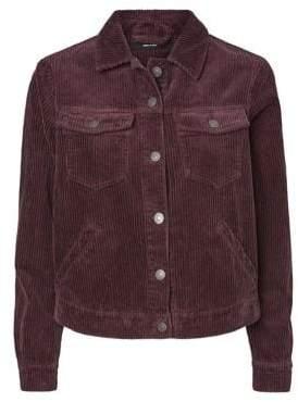 Vero Moda Clea Buttoned Corduroy Jacket