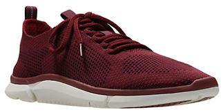 Clarks Mens Triken Run Sneakers