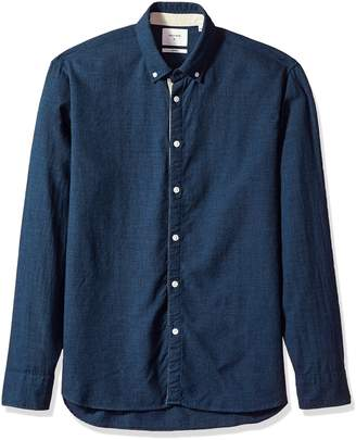 Billy Reid Men's Standard Fit Button Down Irvine Shirt