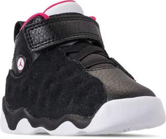 Nike Girls' Toddler Jordan Jumpman Team II Basketball Shoes
